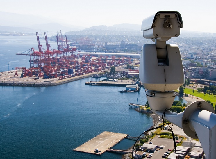 Port of Melbourne – Security Infrastructure Review and Strategy