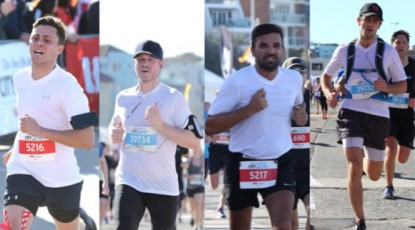 ConnellGriffin takes on City2Surf