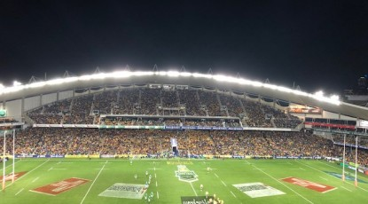 ConnellGriffin Attends Wallabies Test Decider