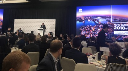 CEDA's NSW Post 2018 Budget Address