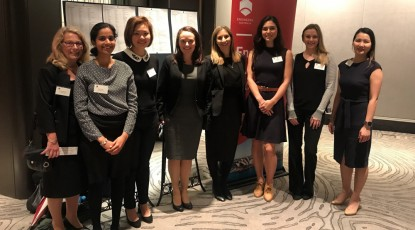 Engineers Australia Women in Engineering Eminent Speakers Breakfast