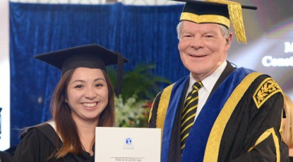 Katherine Nguyen Graduates with a Masters of Construction Law
