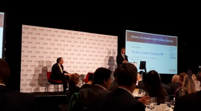 CEDA's 'Delivery of a Transformative Transport Agenda' Event