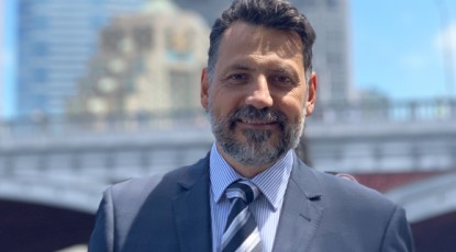 Nic Candotti joins ConnellGriffin
