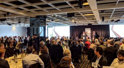 Roads Australia's Industry Luncheon