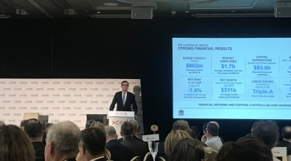 CEDA's 2019 NSW Post-Budget Address lunch