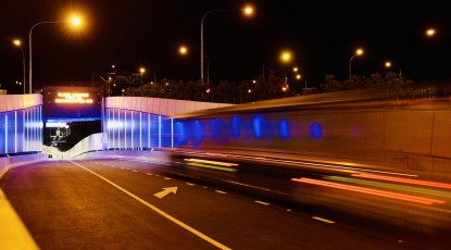 WestConnex M4 Tunnels Now Open