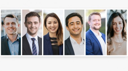 Recent Promotions at ConnellGriffin