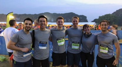 J.P. Morgan Corporate Challenge 2019