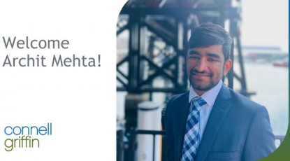 Archit Mehta joins ConnellGriffin