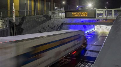 North Connex Tunnel Now Open